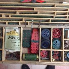 Juegos construcción - Meccano - Gran caja Mecano Número 2 - 118169972