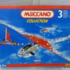Juegos construcción - Meccano: MECCANO COLLECTION. NUEVO EN CAJA. REF 2940. 1995. 3 MODELOS.. Lote 85792416