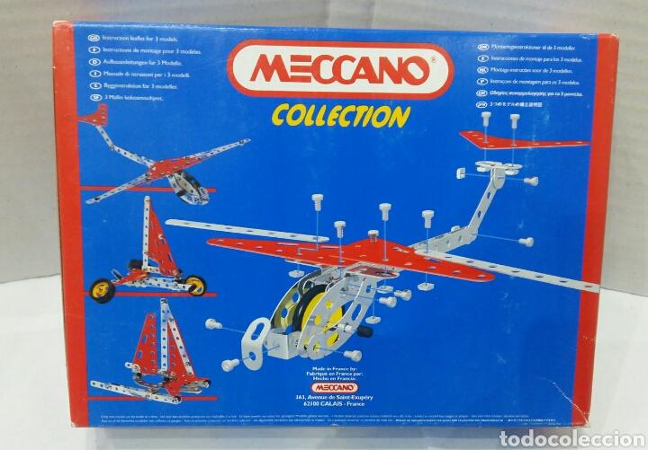 Juegos construcción - Meccano: MECCANO COLLECTION. NUEVO EN CAJA. REF 2940. 1995. 3 MODELOS. - Foto 2 - 85792416