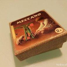 Juegos construcción - Meccano: CAJA MECCANO 2A. CARTON MUY BUEN ESTADO . Lote 79920705