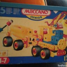 Juegos construcción - Meccano: MECCANO JUNIOR 1730. Lote 104112351