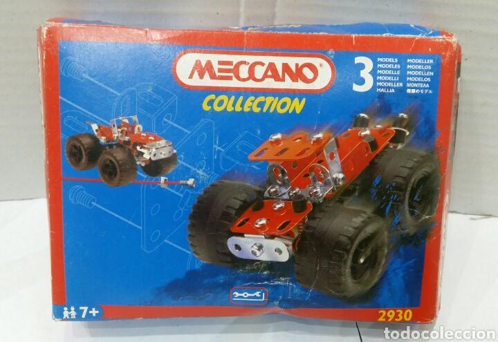 MECCANO COLLECTION. COCHE. NUEVO EN CAJA. REF 2930. 1995. 3 MODELOS. (Juguetes - Construcción - Meccano)