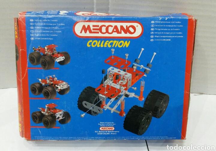 Juegos construcción - Meccano: MECCANO COLLECTION. COCHE. NUEVO EN CAJA. REF 2930. 1995. 3 MODELOS. - Foto 2 - 85792656