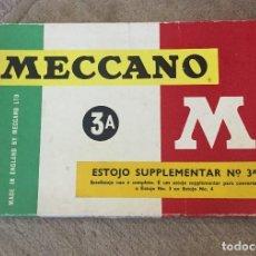 Juegos construcción - Meccano: CAJA MECCANO 3A. Lote 86534752