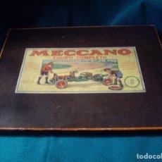 Juegos construcción - Meccano: MECANO Nº 2 - JUEGO DE CONSTRUCCIONES. Lote 86662848