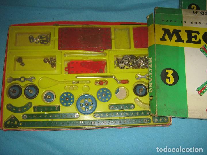 Juegos construcción - Meccano: lote de cajas de meccano, casi completas del - Foto 2 - 87534124