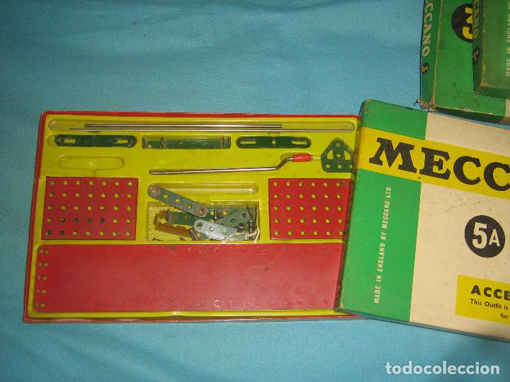 Juegos construcción - Meccano: lote de cajas de meccano, casi completas del - Foto 4 - 87534124