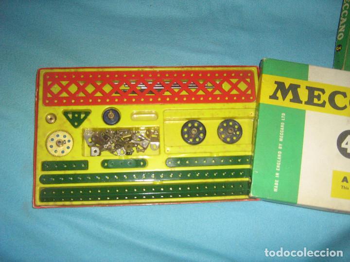 Juegos construcción - Meccano: lote de cajas de meccano, casi completas del - Foto 6 - 87534124