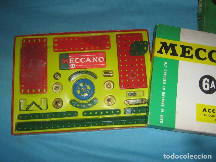 Juegos construcción - Meccano: lote de cajas de meccano, casi completas del - Foto 7 - 87534124
