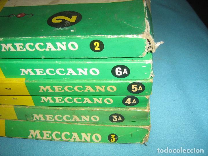 Juegos construcción - Meccano: lote de cajas de meccano, casi completas del - Foto 9 - 87534124