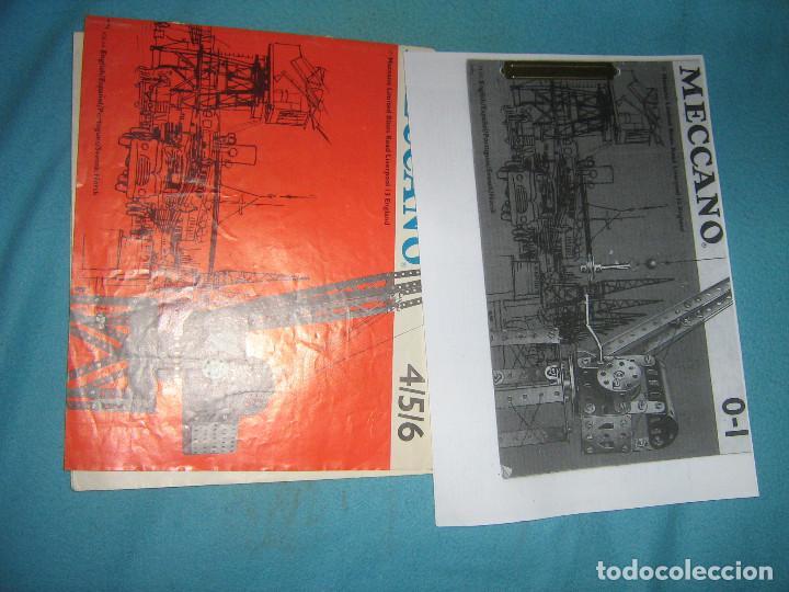Juegos construcción - Meccano: lote de cajas de meccano, casi completas del - Foto 10 - 87534124