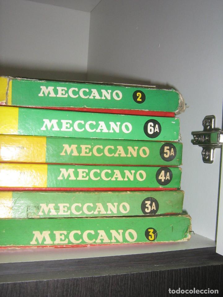 Juegos construcción - Meccano: lote de cajas de meccano, casi completas del - Foto 11 - 87534124