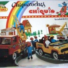 Juegos construcción - Meccano: GUISVAL: LA CIUDAD DE LOS CHIQUIS:CHIQUICOCHES. ORIGINAL ¡¡NUEVO Y PRECINTADO!!.. Lote 96980131