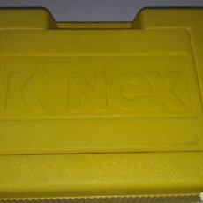 Juegos construcción - Meccano: K'NEX MALETIN PIEZAS. Lote 98129618