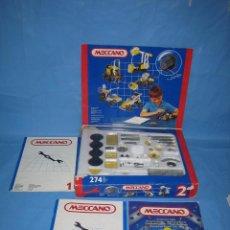 Juegos construcción - Meccano: B. JUEGO MECCANO 2. Lote 104730527