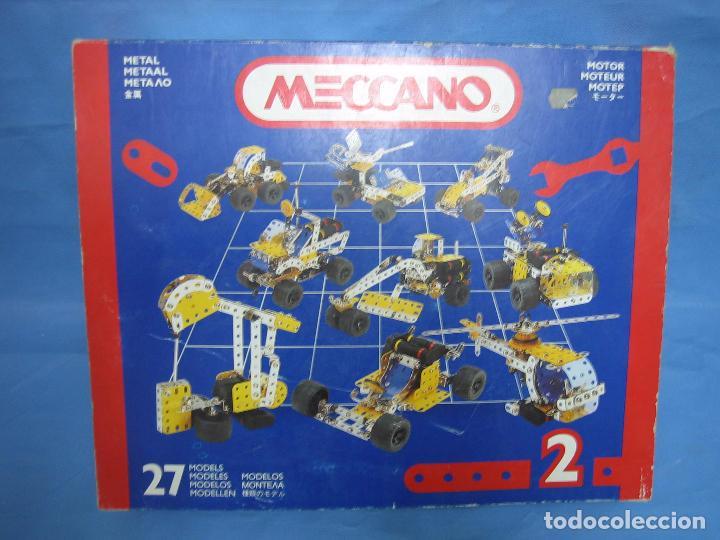 Juegos construcción - Meccano: B. Juego Meccano 2 - Foto 2 - 104730527