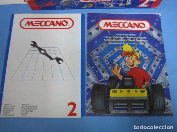 Juegos construcción - Meccano: B. Juego Meccano 2 - Foto 3 - 104730527