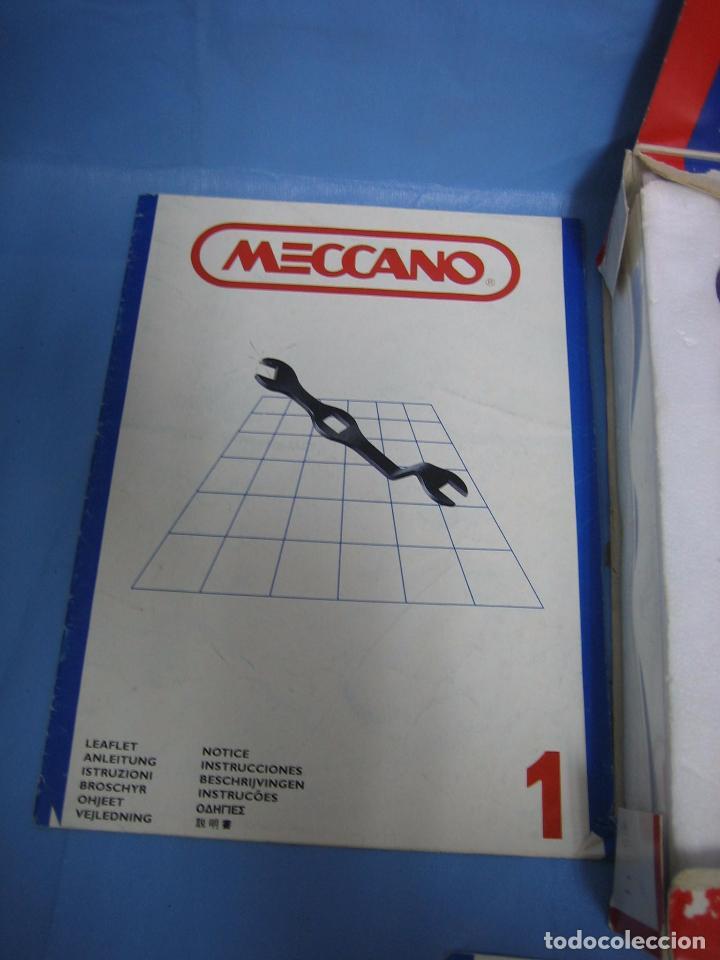 Juegos construcción - Meccano: B. Juego Meccano 2 - Foto 4 - 104730527