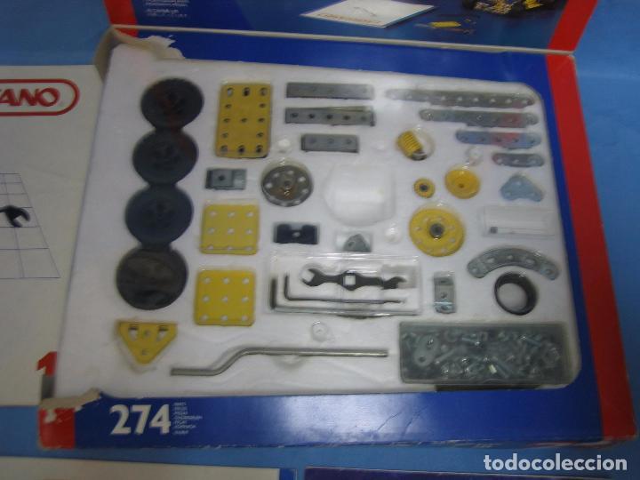 Juegos construcción - Meccano: B. Juego Meccano 2 - Foto 5 - 104730527