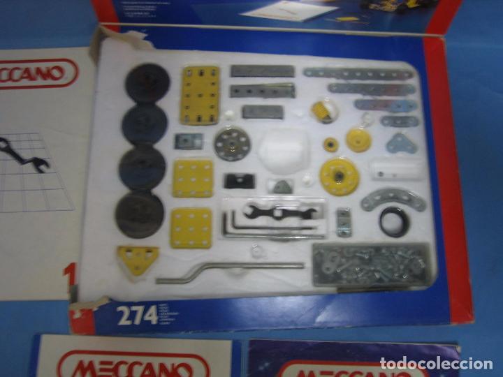 Juegos construcción - Meccano: B. Juego Meccano 2 - Foto 6 - 104730527