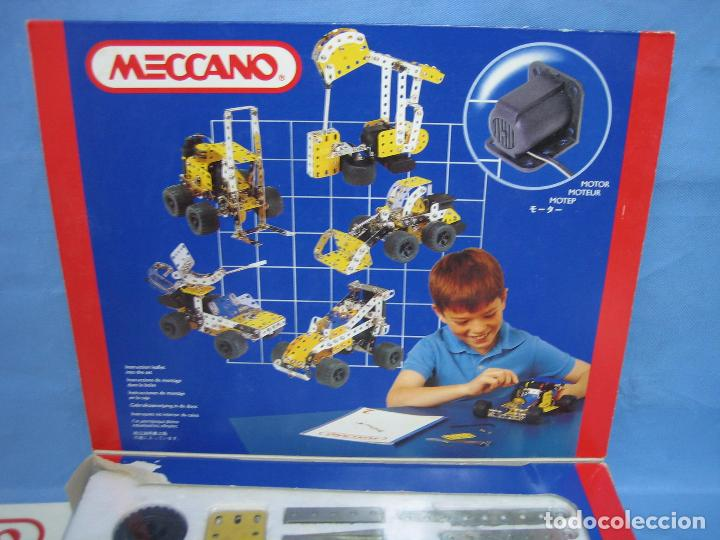 Juegos construcción - Meccano: B. Juego Meccano 2 - Foto 7 - 104730527