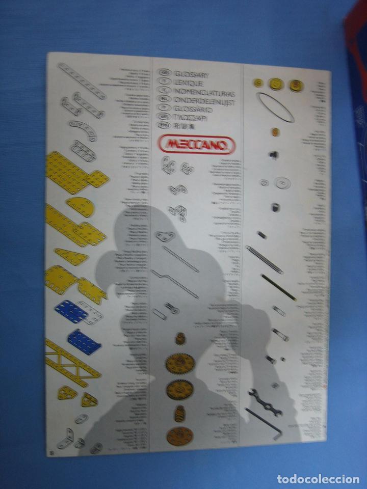 Juegos construcción - Meccano: B. Juego Meccano 2 - Foto 8 - 104730527