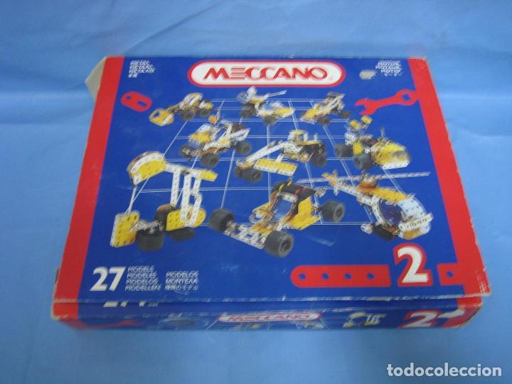 Juegos construcción - Meccano: B. Juego Meccano 2 - Foto 9 - 104730527