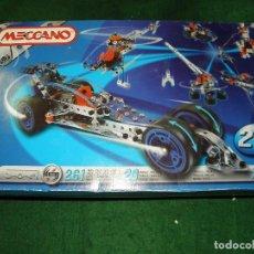 Juegos construcción - Meccano: MECCANO 20 MODELOS REF. 6520. Lote 105138183