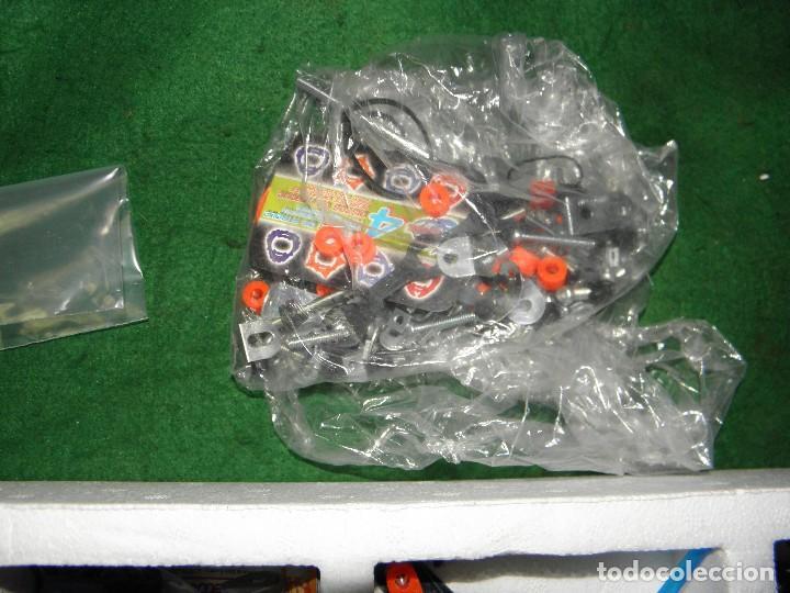 Juegos construcción - Meccano: MECCANO 20 MODELOS REF. 6520 - Foto 3 - 105138183