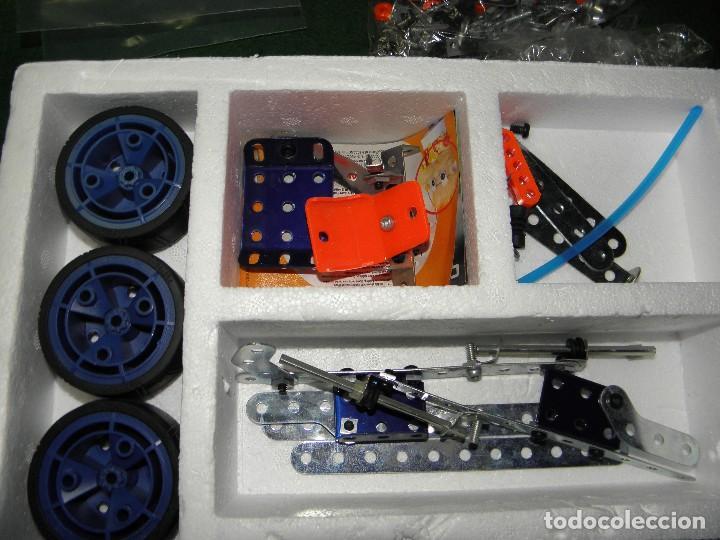Juegos construcción - Meccano: MECCANO 20 MODELOS REF. 6520 - Foto 4 - 105138183