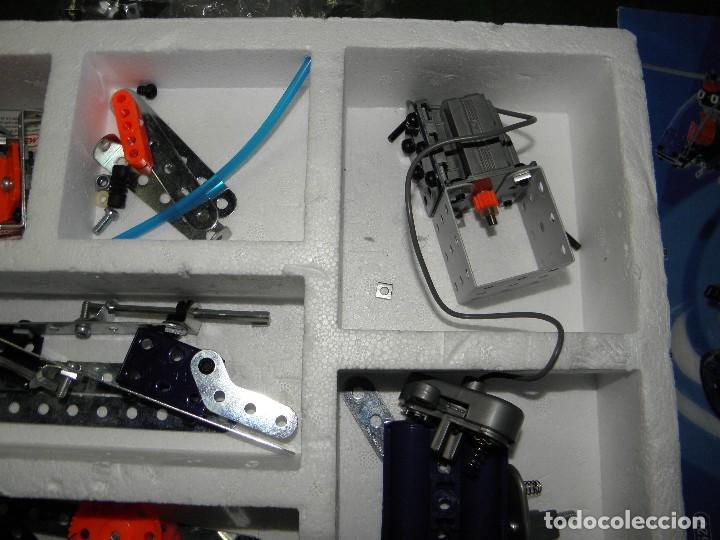Juegos construcción - Meccano: MECCANO 20 MODELOS REF. 6520 - Foto 5 - 105138183