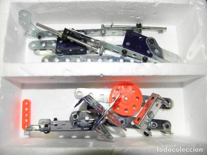 Juegos construcción - Meccano: MECCANO 20 MODELOS REF. 6520 - Foto 7 - 105138183