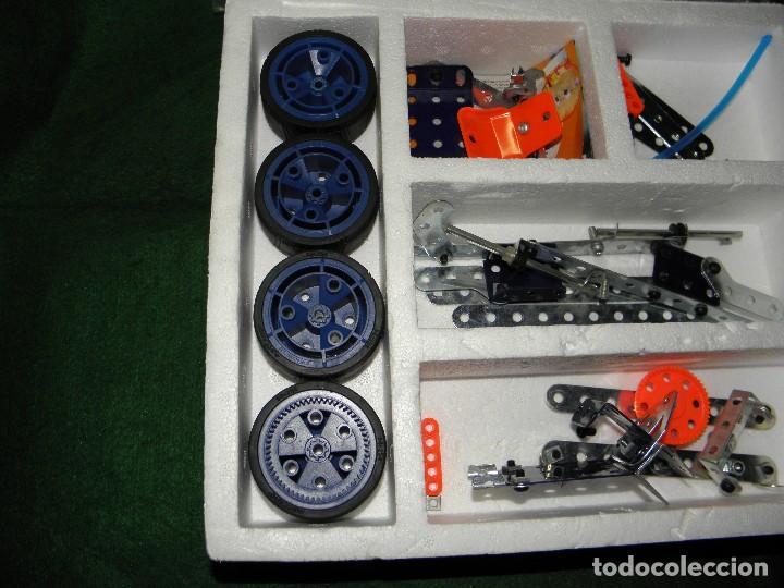 Juegos construcción - Meccano: MECCANO 20 MODELOS REF. 6520 - Foto 8 - 105138183