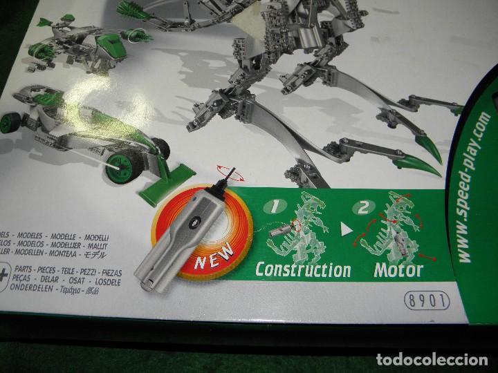 Juegos construcción - Meccano: MECCANO 8901 4 MODELOS T-REX - Foto 2 - 228599386