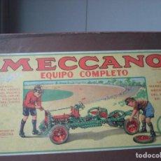 Spielzeug zum Bauen - Meccano - MECCANO NUMERO 0 NO ESTA JUGADO - 105635611
