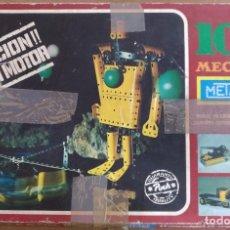 Juegos construcción - Meccano: METALING 10 MOTOR & METALING. Lote 105650507