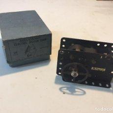 Juegos construcción - Meccano: MOTOR ELECTRICO MECCANO E20R. Lote 105842307