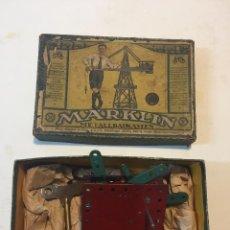 Juegos construcción - Meccano: MOTOR A CUERDA MARKLIN. Lote 105842571
