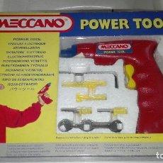 Juegos construcción - Meccano: MECCANO. POWER TOOL. Lote 107106743