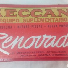 Juegos construcción - Meccano: CAJA MECCANO N°0. Lote 107914324
