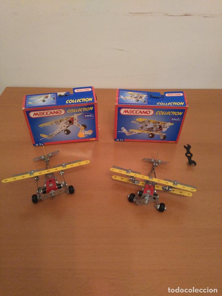 Manuales Meccano 2103 Originales Con De Aviones Cajas Pareja Collection Y 2102 ZXuOPki