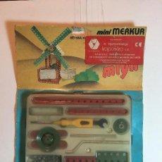 Spielzeug zum Bauen - Meccano - MOLINO DE MINI MERKUR TIPO MECCANO - 110056291