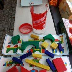 Juegos construcción - Meccano: ARQUITECTURA JUEGO CONSTRUCCION. Lote 111760331