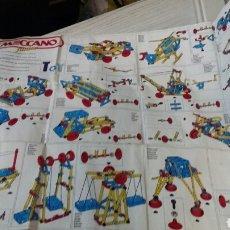 Juegos construcción - Meccano: MECCANO JUNIOR. Lote 112363564