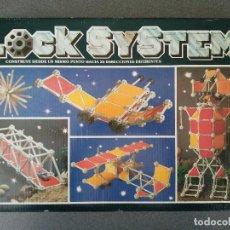 Juegos construcción - Meccano: JUEGO DE CONSTRUCCIÓN LOCK SYSTEM. Lote 118881843