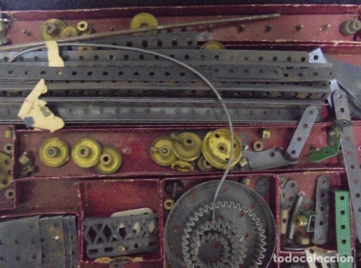 Juegos construcción - Meccano: MARKLIN. MECCANO. JUEGO ALEMAN PARA MONTAR. EL DE LA CAJA. VER FOTOS - Foto 4 - 121122159