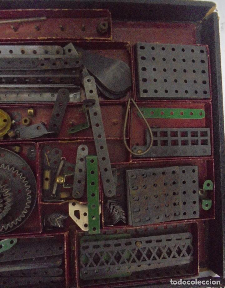 Juegos construcción - Meccano: MARKLIN. MECCANO. JUEGO ALEMAN PARA MONTAR. EL DE LA CAJA. VER FOTOS - Foto 5 - 121122159