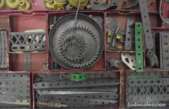 Juegos construcción - Meccano: MARKLIN. MECCANO. JUEGO ALEMAN PARA MONTAR. EL DE LA CAJA. VER FOTOS - Foto 6 - 121122159