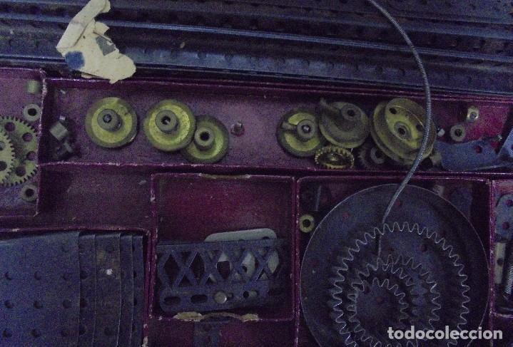 Juegos construcción - Meccano: MARKLIN. MECCANO. JUEGO ALEMAN PARA MONTAR. EL DE LA CAJA. VER FOTOS - Foto 7 - 121122159