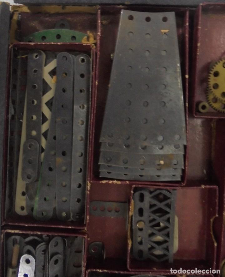 Juegos construcción - Meccano: MARKLIN. MECCANO. JUEGO ALEMAN PARA MONTAR. EL DE LA CAJA. VER FOTOS - Foto 8 - 121122159